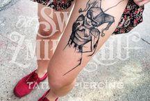 Harley Queen Tattoo,,,