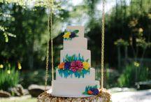 cakes & cake displays