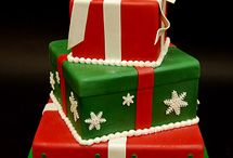 Cakes: Christmas / by Bonnie Merchant