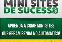 Mini Sites de Sucesso