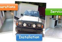 Nos réalisations / Quelques exemples de nos réalisations de site web...