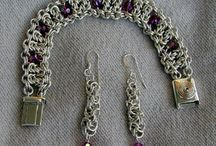 Chain Maille - Tuts - Sets / by Sherry Fox