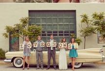 Wedding Photography & Shot List / by Wendy Meyer Kalwaitis