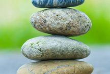 Stones, Rocks and Pebbles Art