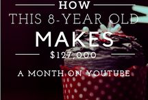 Make Money With YouTube / Learn all new and free money making methods on YouTube. YouTube is a perfect place where you can earn huge amount of money without any investment.
