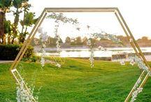 Arche hexagone