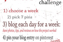 Week To Pin / by Emily Mae
