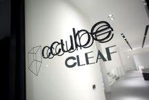 Cleaf ConceptStores / Locaties in Nederland, waar men de DecoLegno collectie kan bekijken