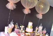 festa e decorações