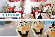 Family Themed Party Ideas