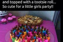 Kates 12 party