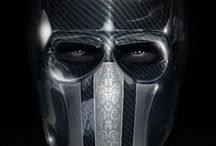 Masks & Helmets
