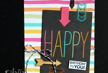Pocket Memory keeping by Stampin' Up! / Projects using PL for memory keeping and for cards plus more!