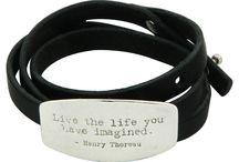 Inspiring Products / I've love products with a message or intent that inspires and uplifts. From jewelry to art work; journals to t-shirts I am inspired by high-vibration products that inspire transformation, hope and love.