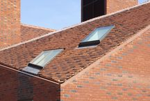 Award Winning Buildings / This board has a selection of images showing the Rooflight Company's standard and bespoke rooflights which have been specified on award winning buildings.