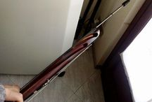 Custom spearguns