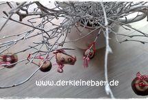 Weihnachten by Tante Nana / Alles rund um's Thema Weihnachten (die schönste Zeit im Jahr ...) handmade by Tante Nana