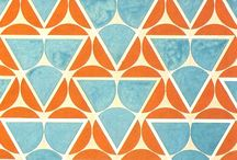 Pattern & Surface Design//Pattern Inspiration