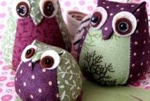 Owl DIY Crafts, Ideas, Etc.
