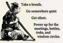 Meditation, Martial Arts & Peace
