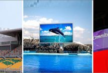 Indoor Outdoor Digital Billboards / by Automated Display Systems