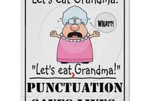 punctuation saves life