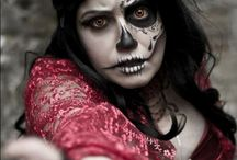 All Dolled Up /  Creative, skillful, and/or amusing make up work and costumes.  / by James Bruneau