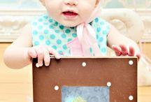 first birthday  / by Tara Rasmussen