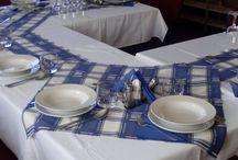 Helyszíneink / Szinte mindig kitelepülünk a rendezvények helyszínére, ahol nem csak az ételeinket kínáljuk, hanem díszítünk, terítünk, rendezkedünk....