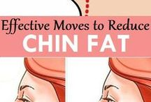 Chin Fat Exercises