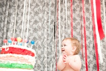 First Birthday / by Rebekah McBride