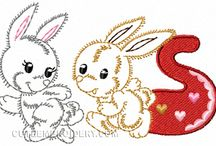 Embroidery knitting crochet misc crafts / by Sharon Osborn