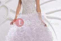 二次会 ドレス 花嫁
