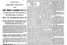 A Century of Front Pages