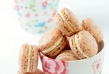 Recipes: Macarons & Caneles / by Tracy Altman