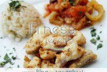 Fitnes recepty