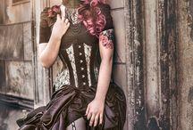 steampunk beauty