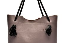 Sac partout / Mom made bags with love. Genuine leather, hand made.