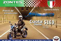 Promociones Motos Costa Rica Marzo 2018