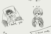 Drarry things we relate to