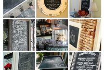Chalk boards / Chalk boards