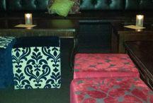 YuppiHIP Designs / Elegant Sofas, Ottomans and Cushions