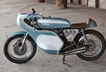 U meet the nicest people on a Honda CR 750 / by Tim Taylor