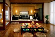 Alluring Abode: Asian-inspired / by Tribalholic