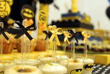 Festa batman lego