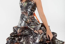 camouflage weddings / This style of wedding is perfect for Nick's Museum of Treasures