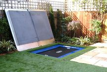 KIDS - trampolines