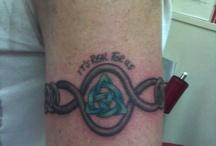 Tattoos / by Craig Taylor