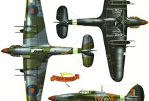 Aircraft Architecture - Air War in WW2