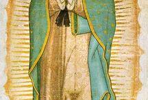 Hermosas imágenes de la Virgen María